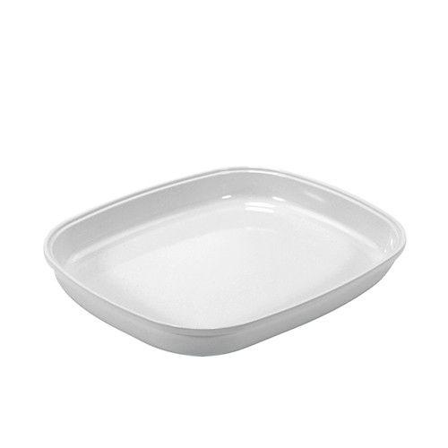 Tura, Einleger, GN 1/2, 40 mm hoch, 2 Liter, Weiß