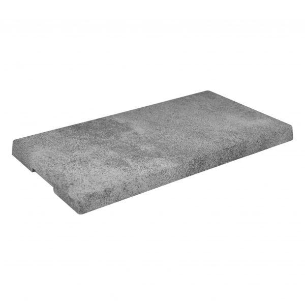Urban Beton Effekt Platte, 1/3 GN, 325x176x20 mm