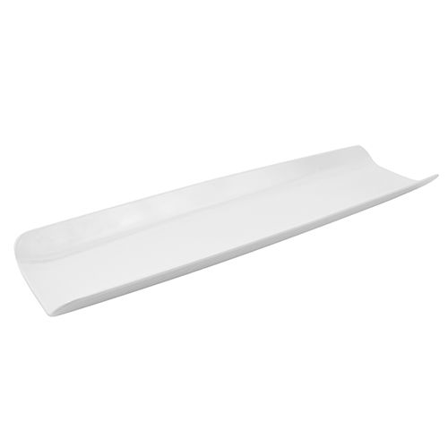 Gebogenes Tablett, 530x162x40mm, 2/4 Gastronorm