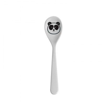 Löffel mit Panda als Motiv