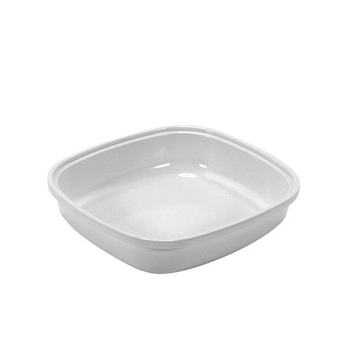 Tura, Einleger, GN 1/6, 40 mm hoch, 0,5 Liter, Weiß
